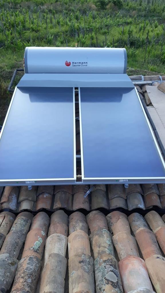 Pannelli solari 300 litri